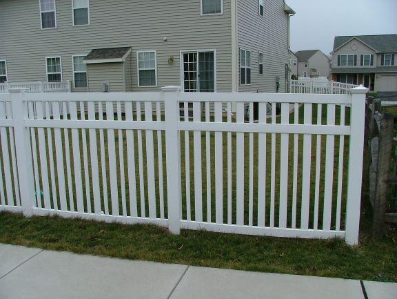 AKA The Fence Company U003e Residential U003e Nittany Yard Fence
